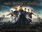 Disfraces Pride and Prejudice and Zombies